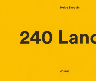 Publisher: Journal 2015 Pages: 160 Format: Hardback, 1st edition