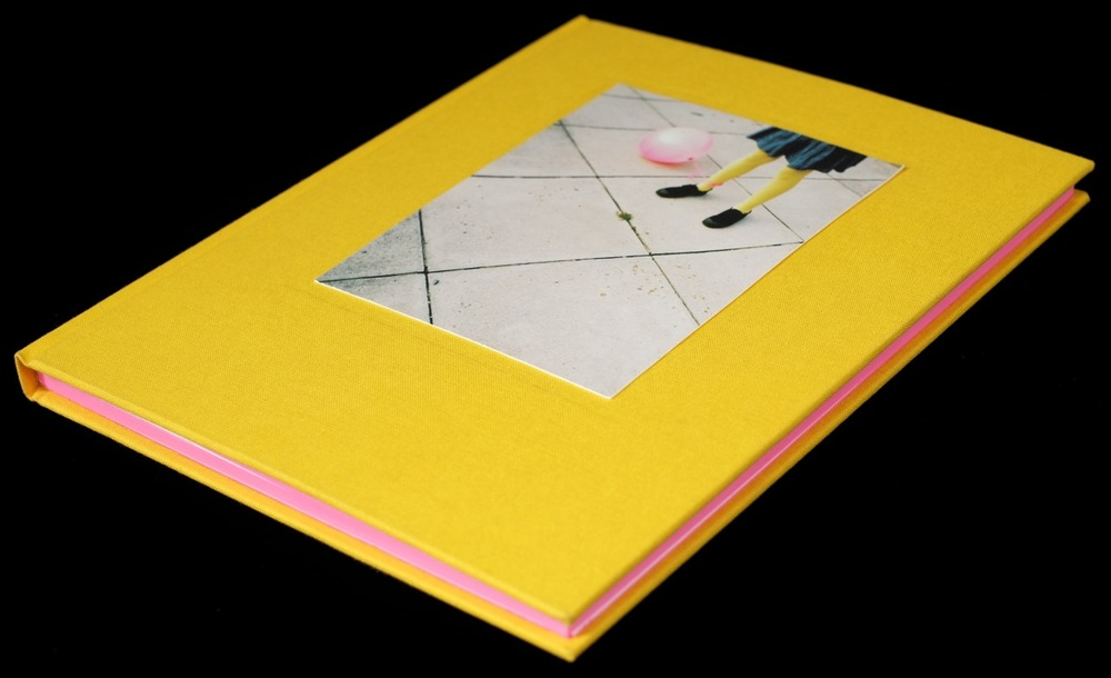 Self published October 2016 Limited edition of 200, signed Size: 180mm (w) x 220mm (h) Extent: 84 pages Binding: Swiss binding