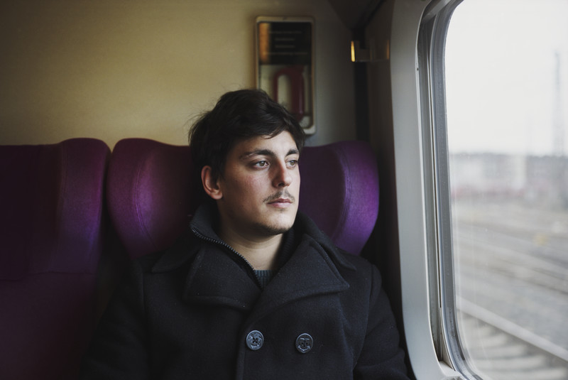 Julien. Between Cologne and Liege