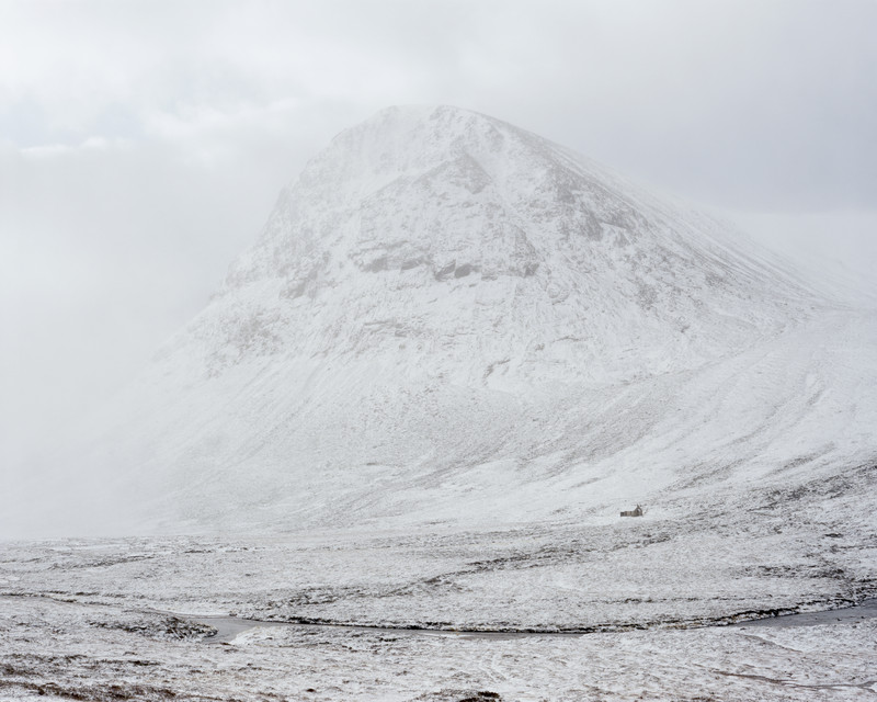 Corrour Bothy and The Devil's Point