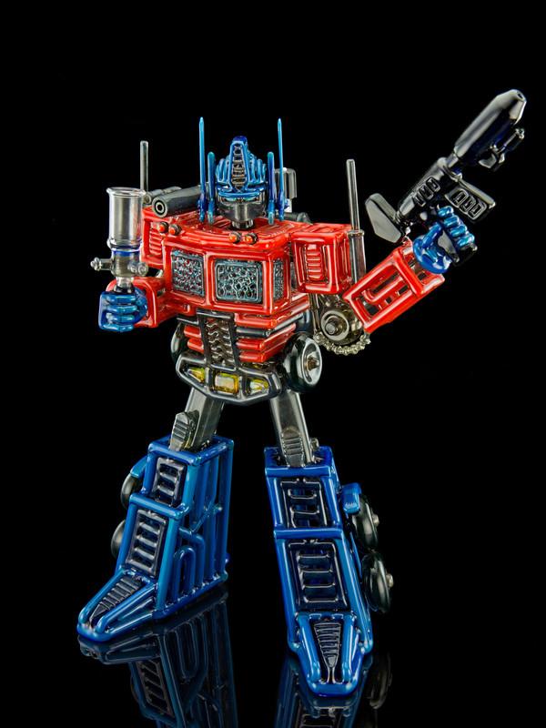 Optimus Prime, 2013