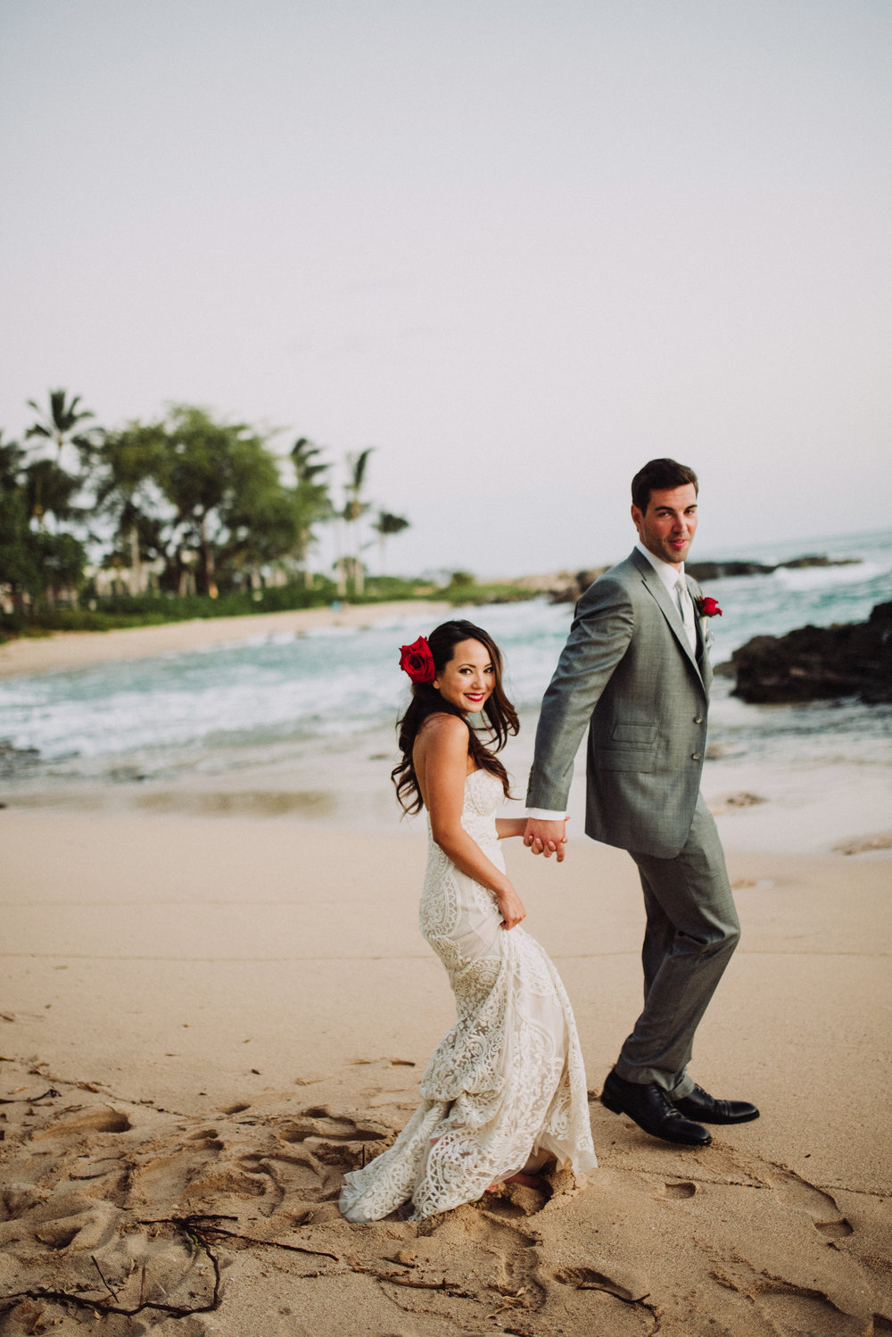 nikki   &  David - hawaii