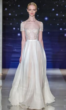 SHE'S MY DREAM $4,995 60% OFF,  NOW $1,998  SIZE 10