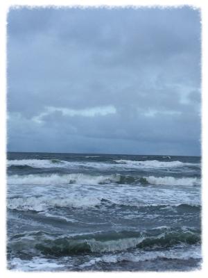 Tisvilde strand Februar 2015