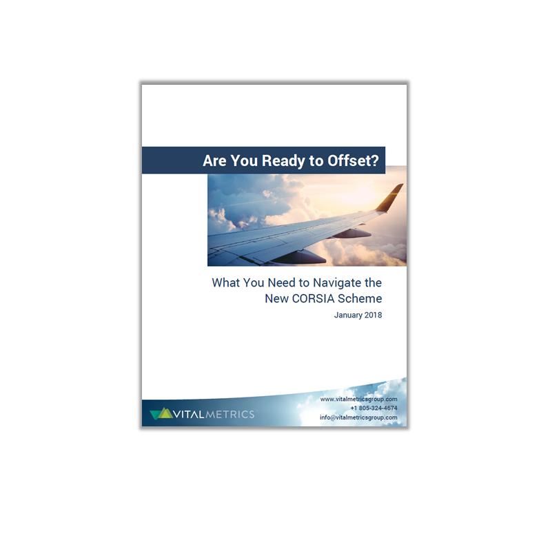 ICAO Carbon Emissions - CORSIA