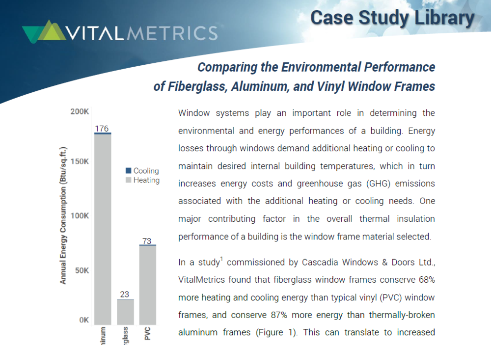 CASE STUDY : Product-LEVEL LIFE CYCLE ASSESSMENT