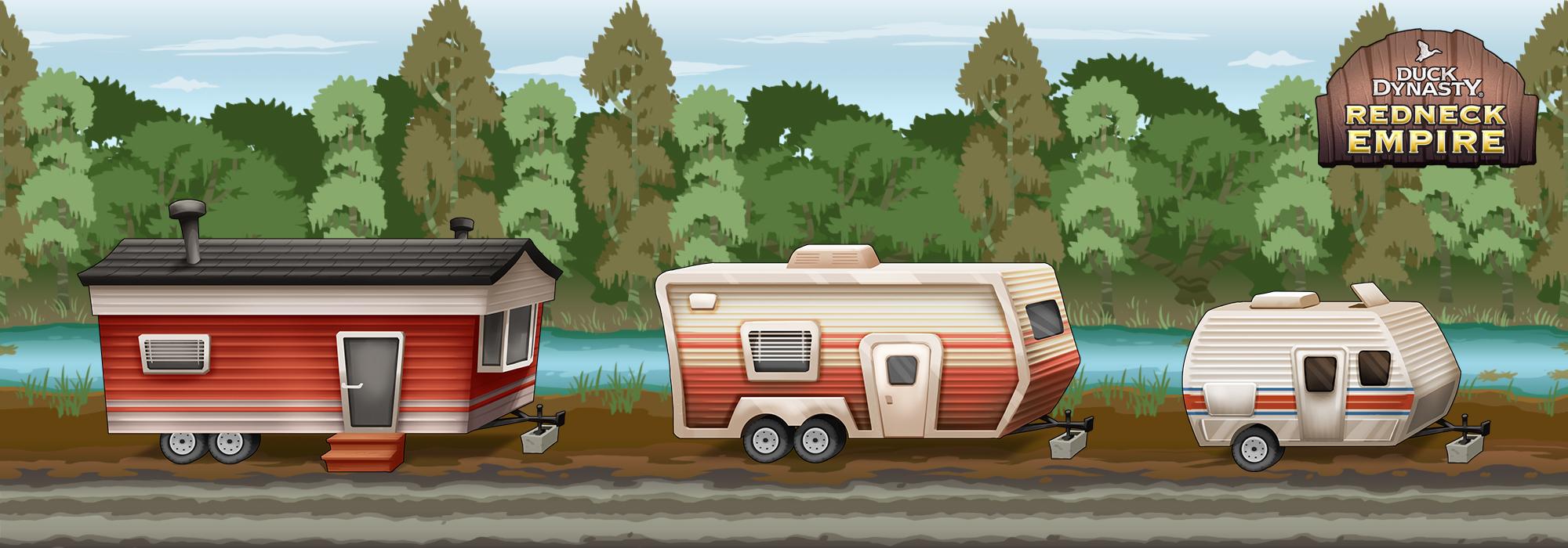 Duck Dynasty Redneck Empire — Jeremy Vinar - Comic Artist on top gear mobile homes, sherlock mobile homes, duck commander mobile homes, dynasty modular homes,