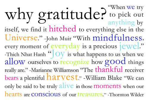 Tips to boost gratitude for a happier and healthier life