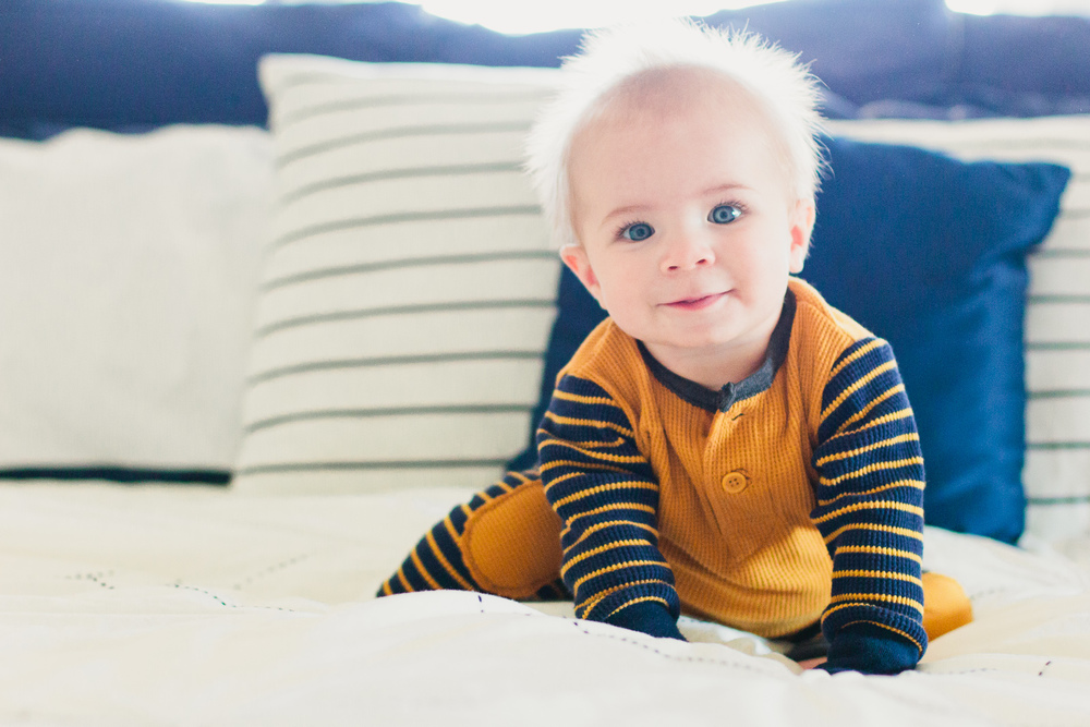 Bode | Six Months | Morning Light Photography
