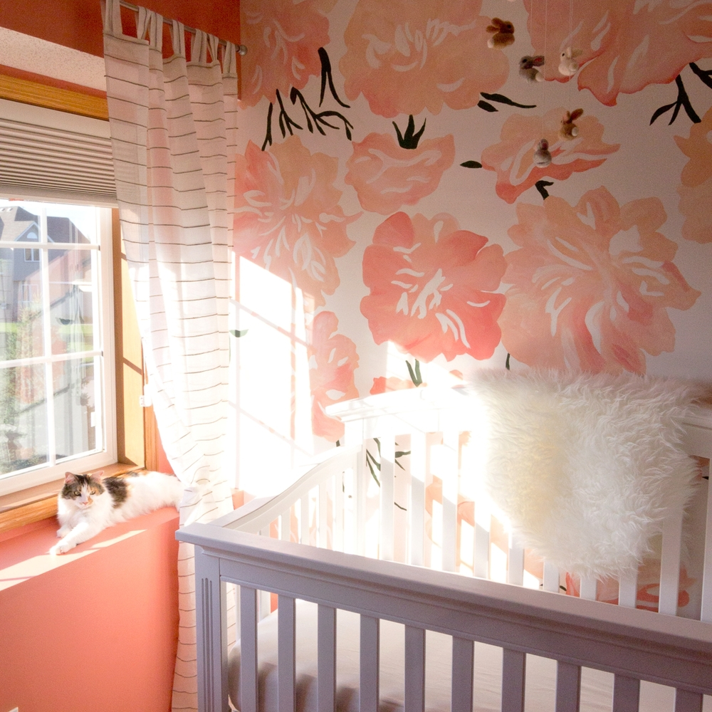 BABY ON THE WAY | NURSERY