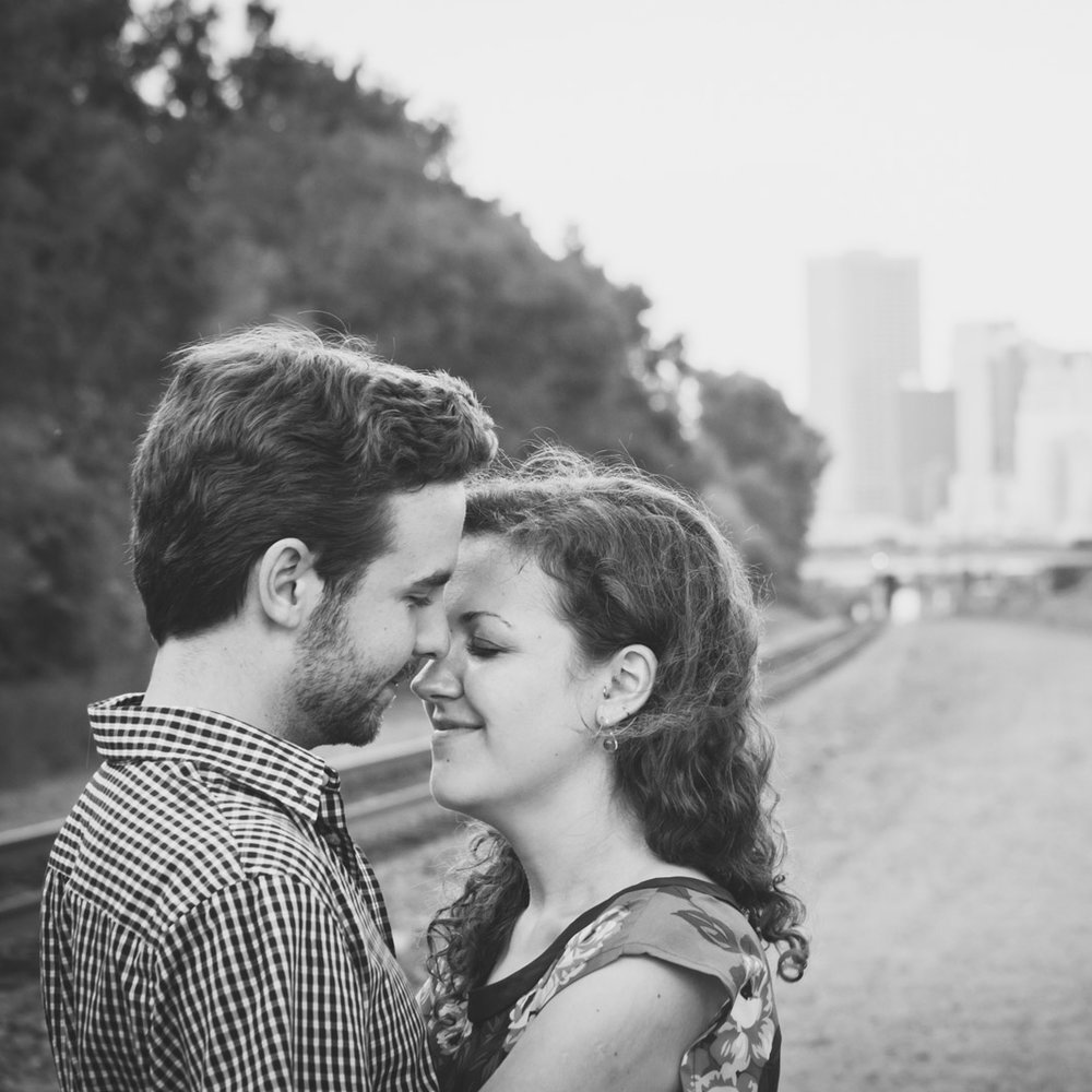 MARINA & AARON: BELOVED
