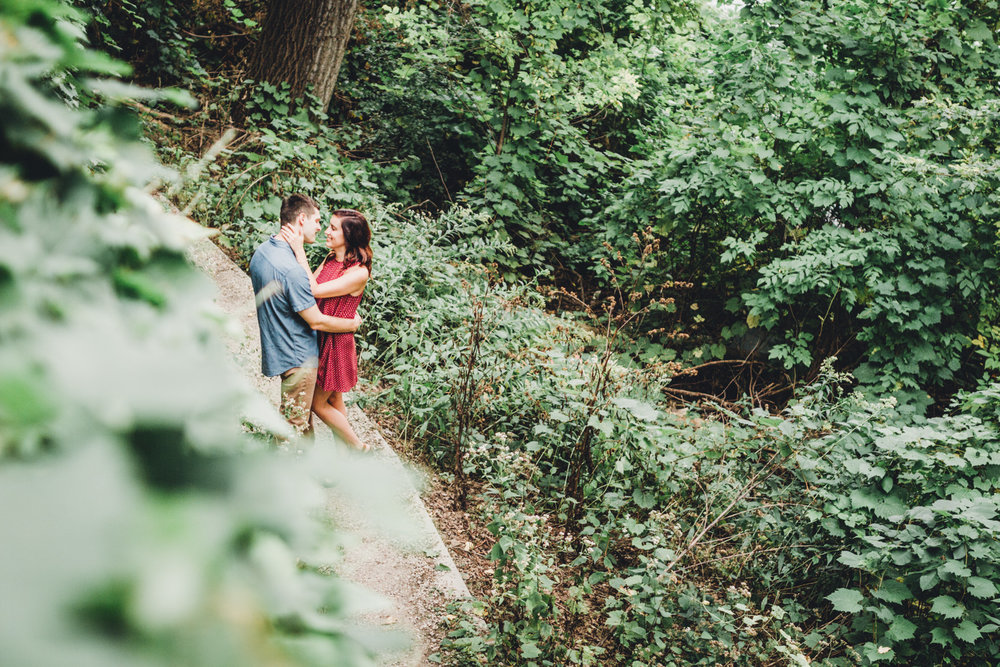 LIZ & SCOTT: MISSISSIPPI RIVER ENGAGEMENT