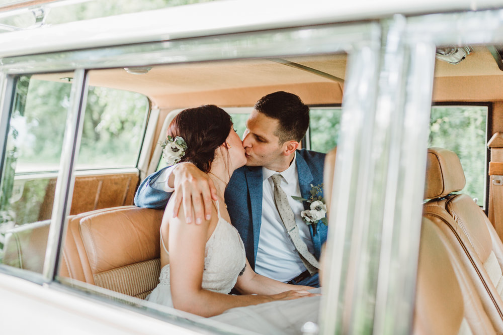 LIZ & SCOTT: SUMMER SOLSTICE WEDDING