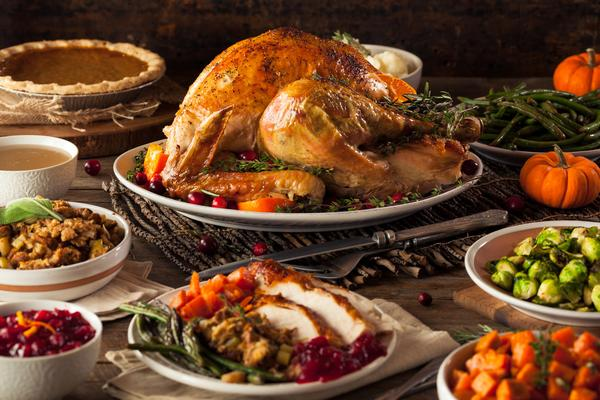 A delicious gourmet Thanksgiving feast with all the trimmings expertly prepared by the ATD chefs delivered to you door.