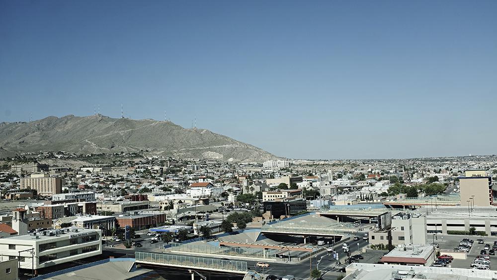 El Paso, Texas.
