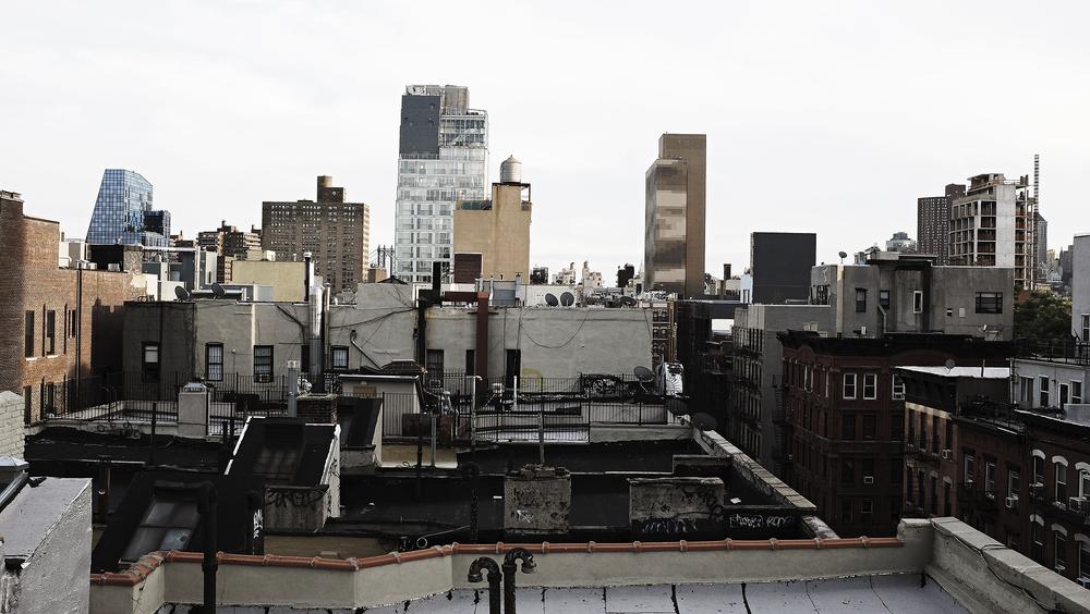 Lower East Side, New York.