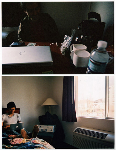 Roommates.