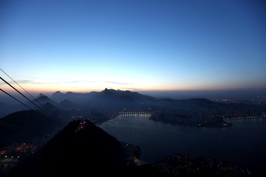 Rio de Janeiro, Brazil / October 08 2011