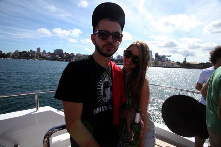 Vito and Nadia / January 06 2011 / Sydney