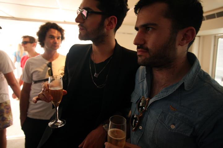 January 06 2011 / Sydney…..brothers