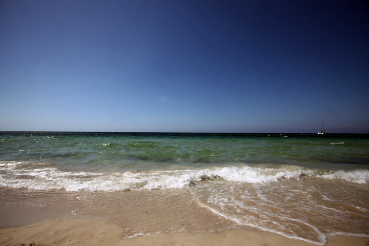 January 03 2011 / Busselton….arrival and the Indian Ocean.