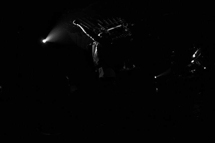 The Bloody Beetroots / Vancouver / November 06 2010