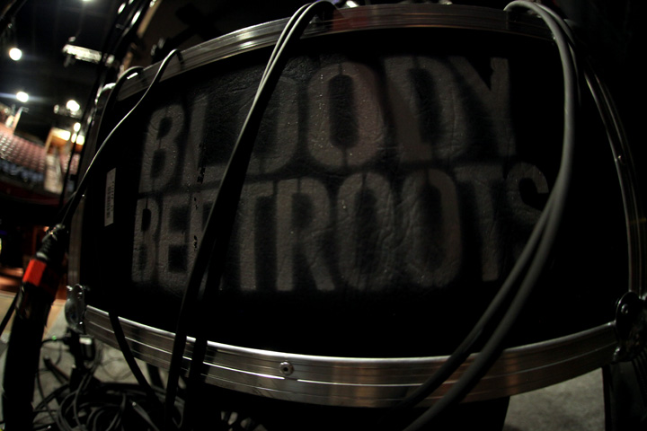 The Bloody Beetroots / Dallas / October 21 2010