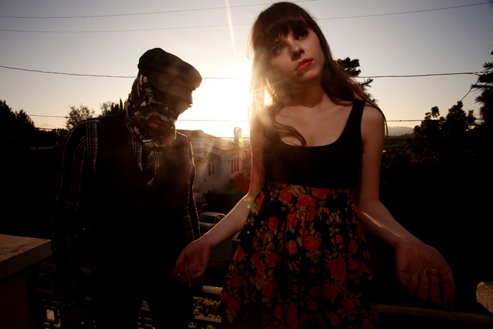 Le Butcherettes / Los Angeles / July 21 2010