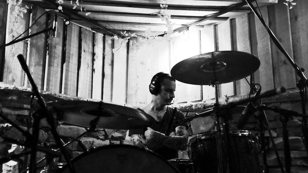 Head Wound City / studio in Venice, California.