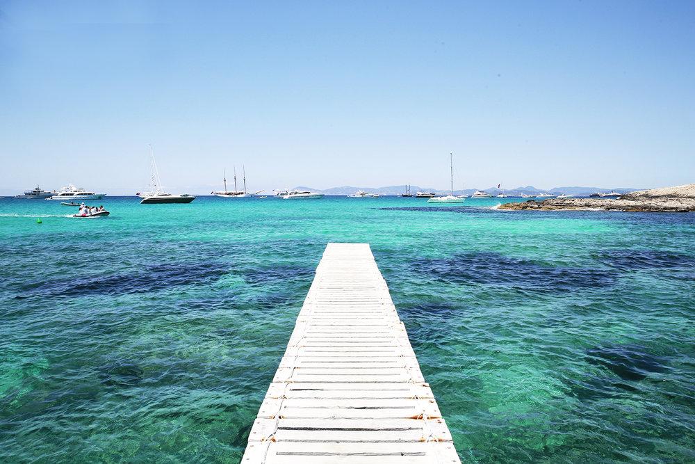 July 05 2017 / Ibiza, Spain.