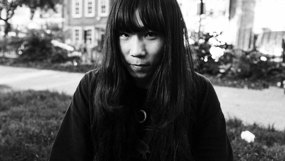 Yuki (Bo Ningen) / May 26 2017 / London, UK.