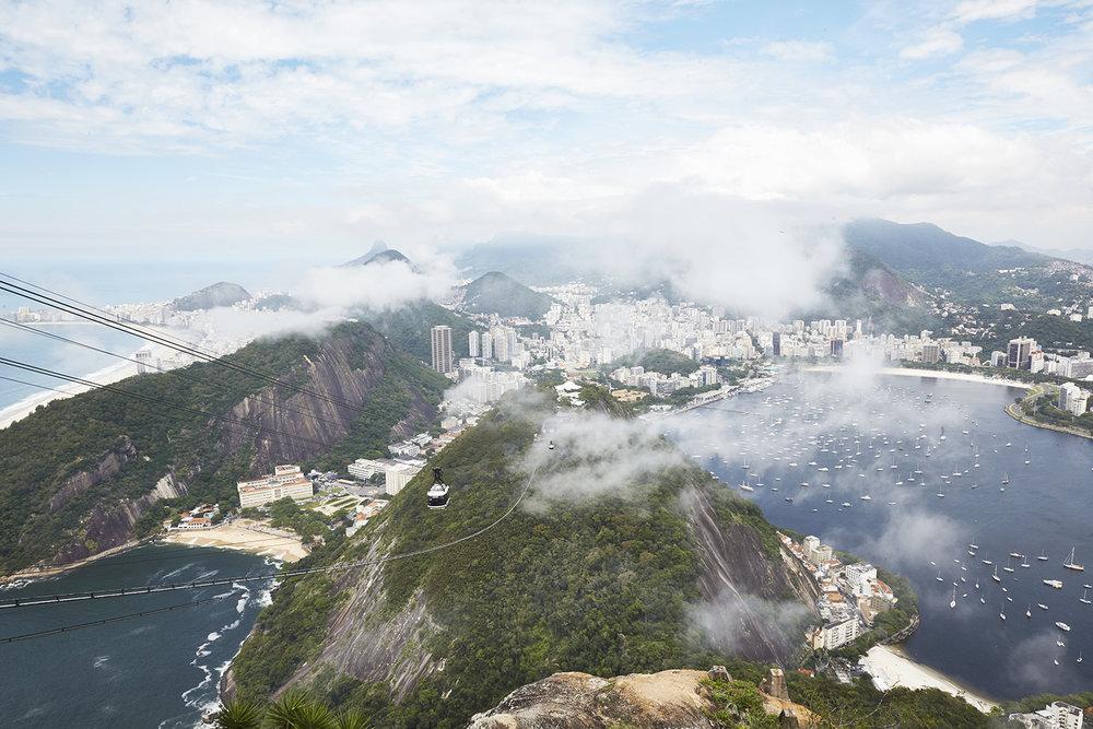 Rio De Janeiro, Brazil / November 07 2018.