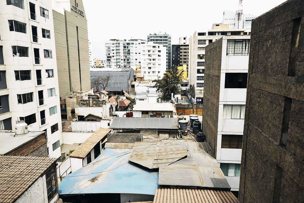 Lima, Peru / November 08 2018.