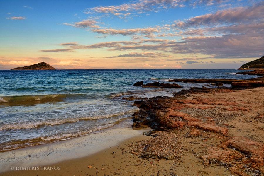 Greek Seascape