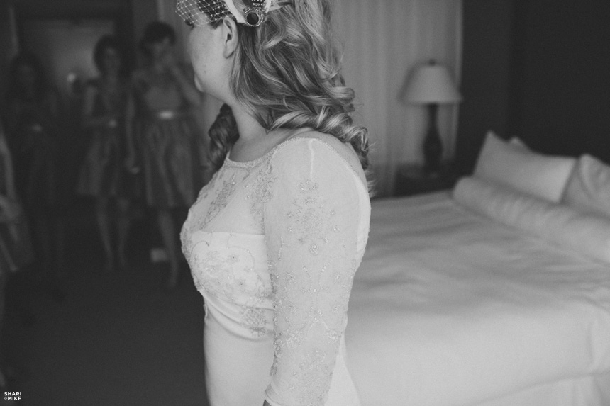 Vintage Vancouver Wedding Photography