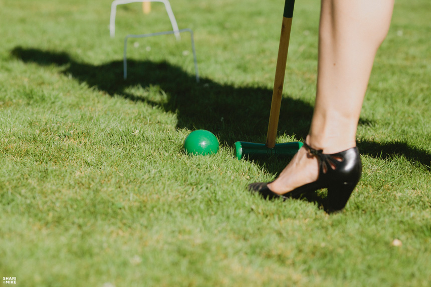 Vancouver Wedding Lawn Games 5527