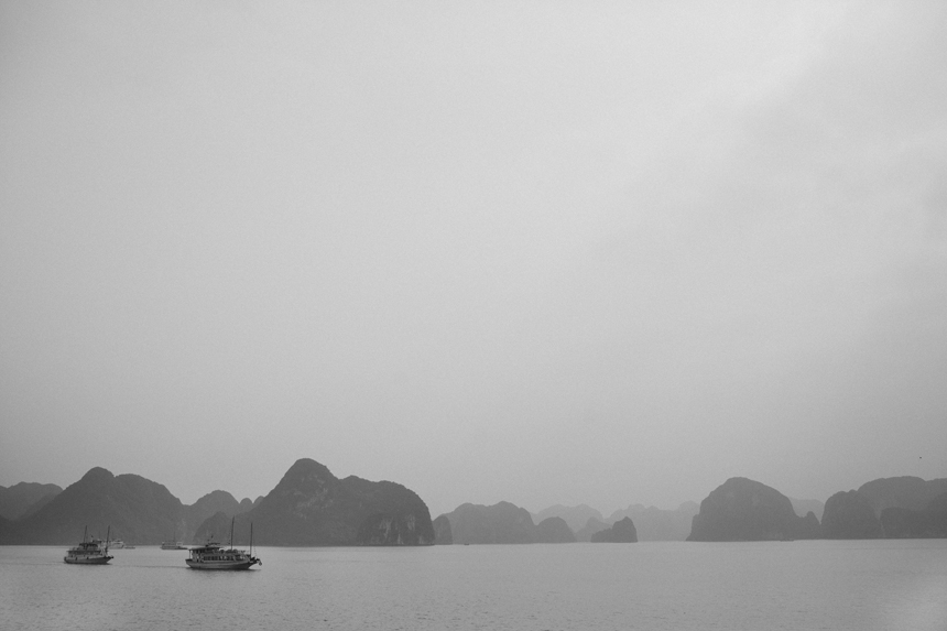Halong Bay Travel Photography