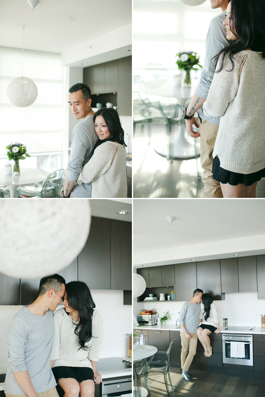 Vancouver Lifestyle Engagement Photography
