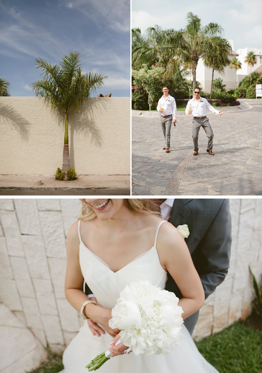 Azul Beach Wedding