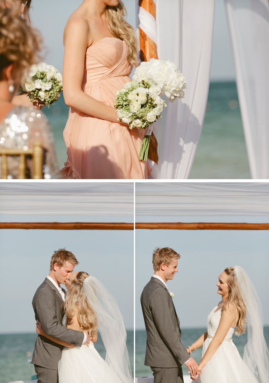 Boutique Beach Resort Wedding