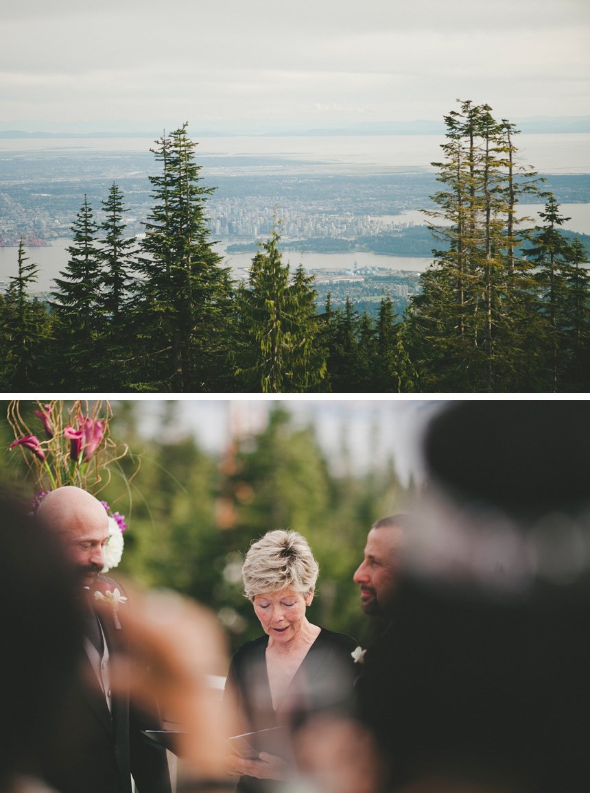 Grouse Mountain Wedding Photos