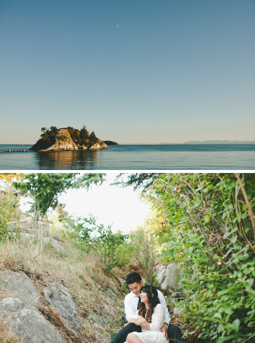 West Vancouver Engagement Photography