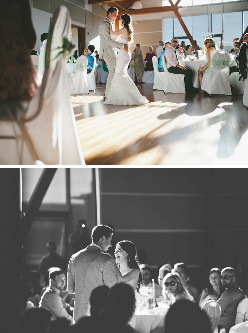Vancouver First Dance Photography