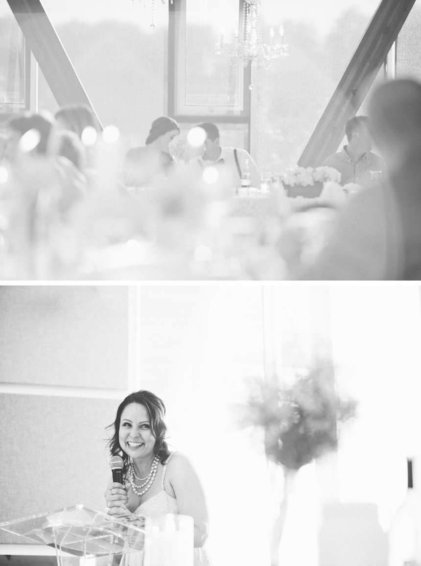 Vancouver Wedding Reception