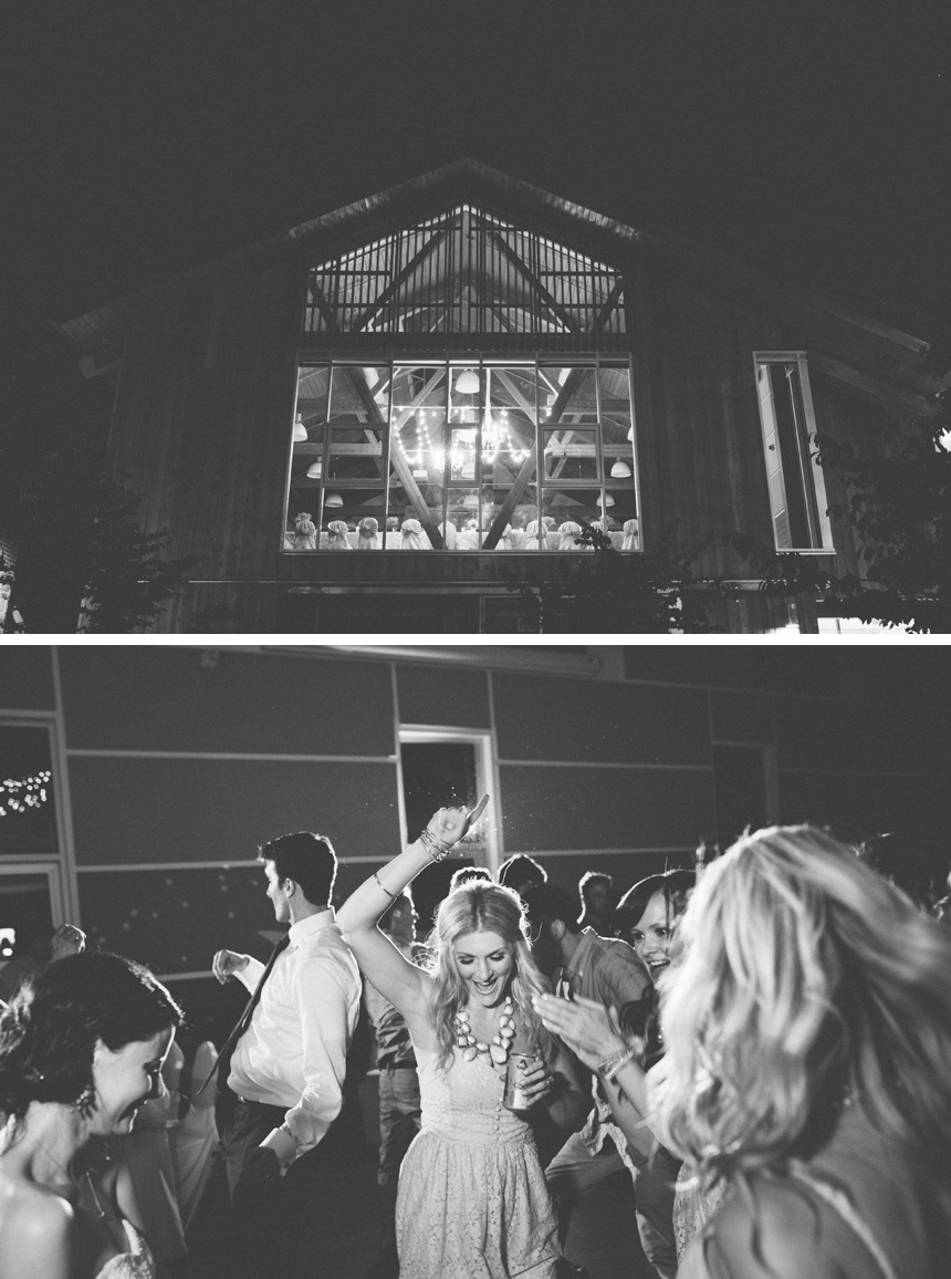 Vancouver Wedding Reception Photography