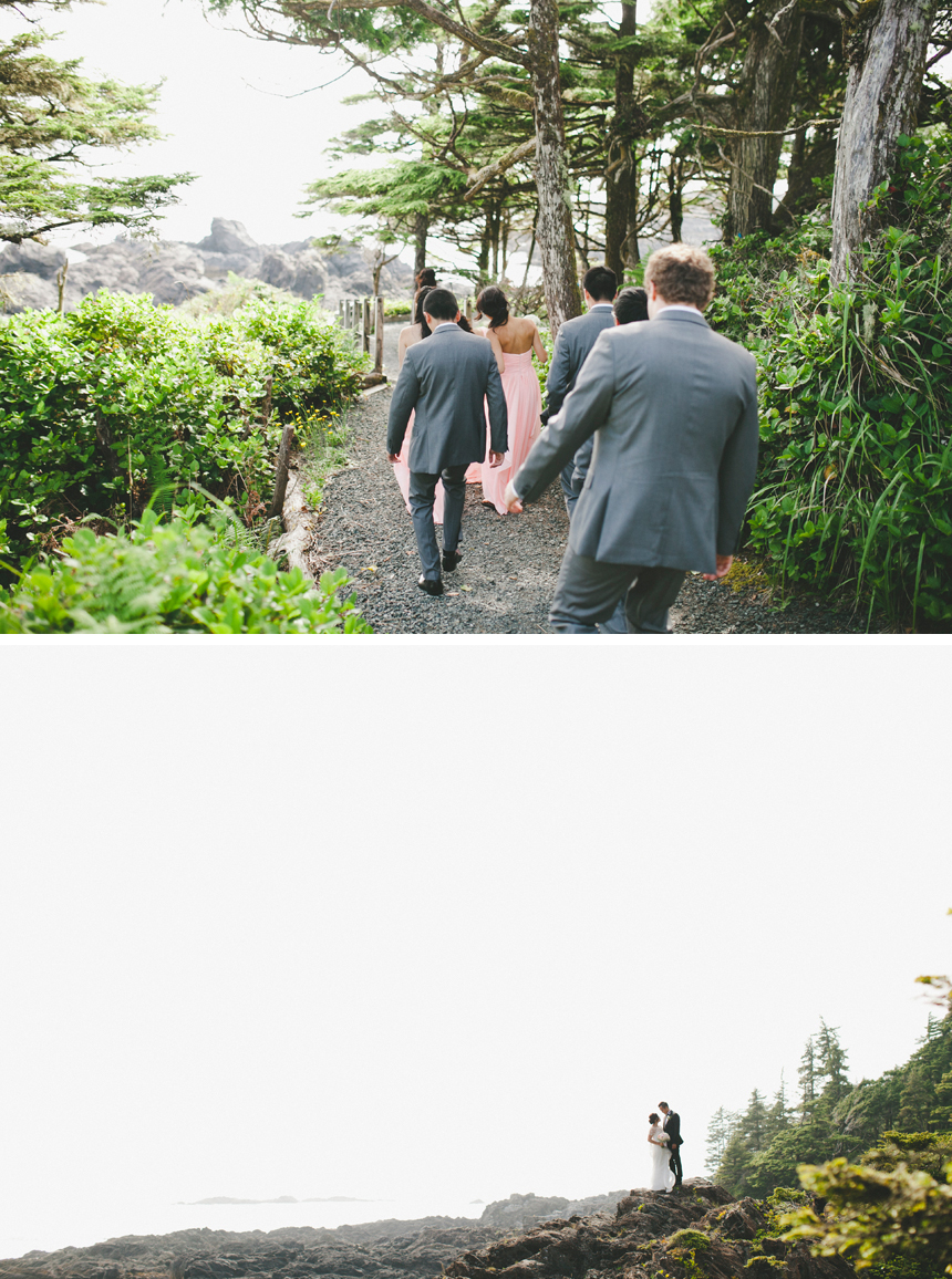 Vancouver Island Tofino Wedding Photographers