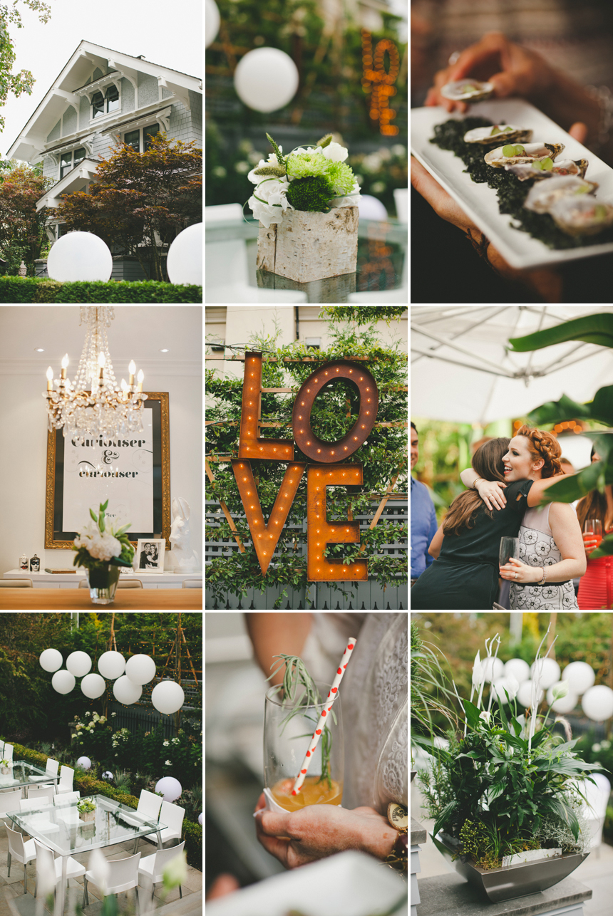 Vancouver Engagement Party Photography