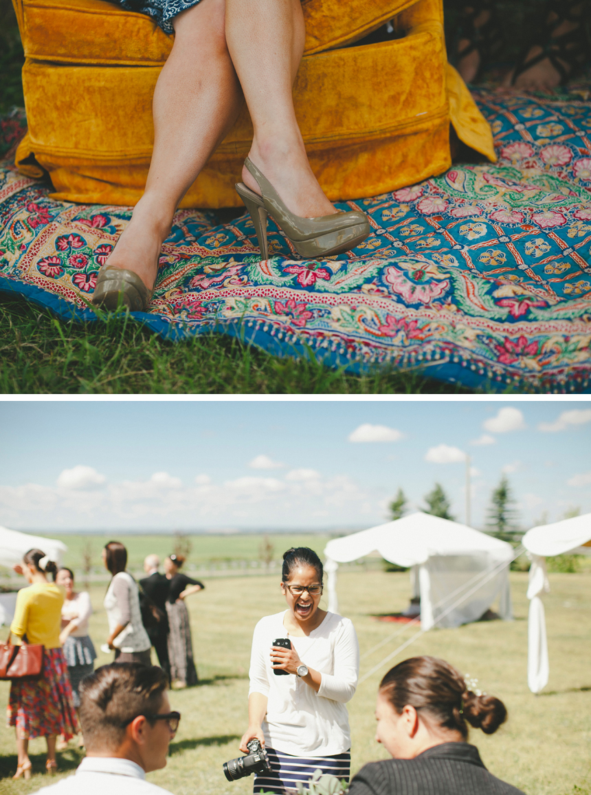Alberta Outdoor Wedding Photographers