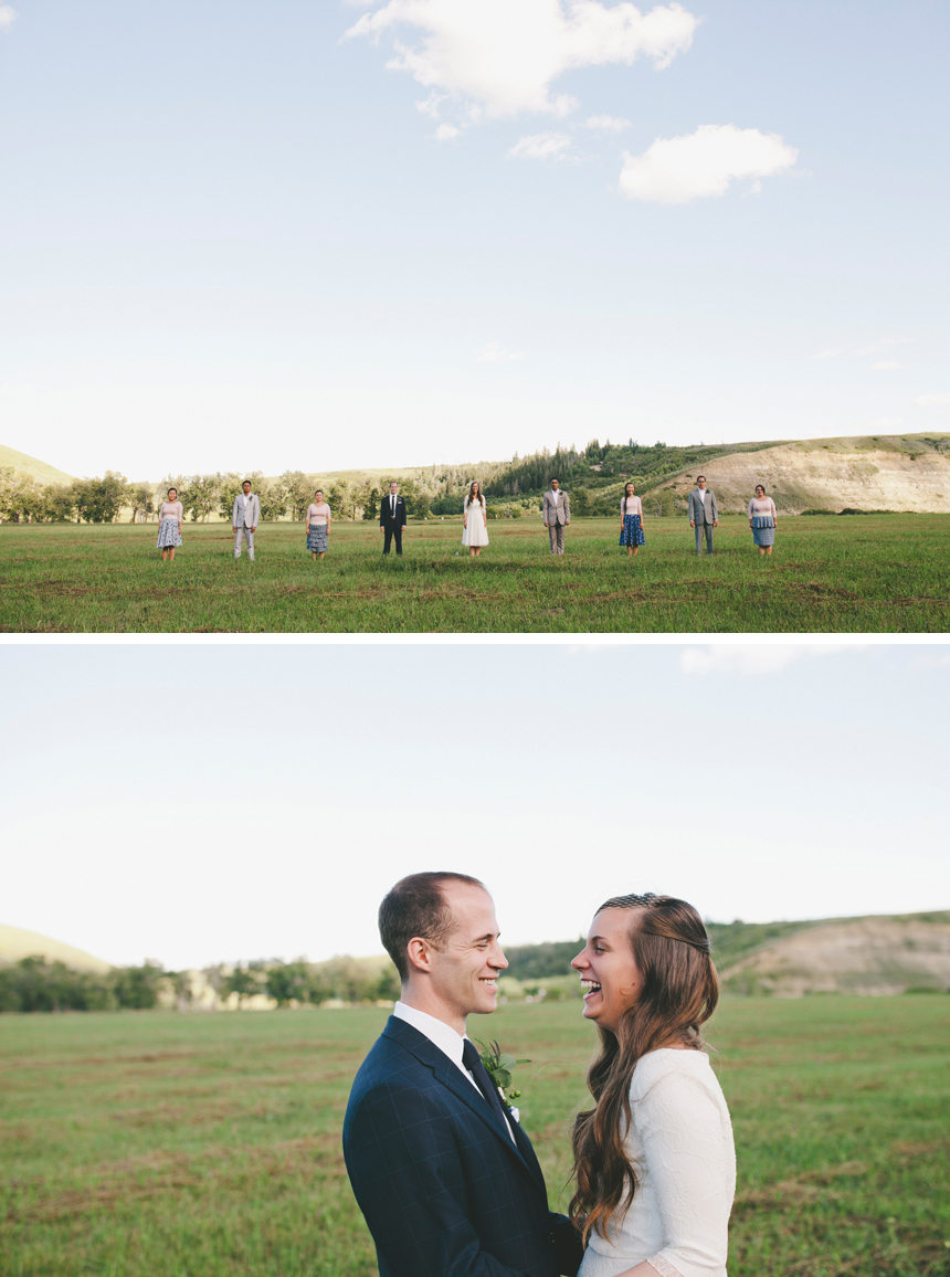 Alberta Prairie Wedding Photographers
