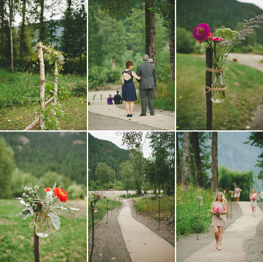 Pemberton Organic DIY Wedding